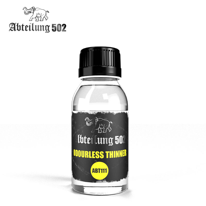 Odourless Thinner 100ml