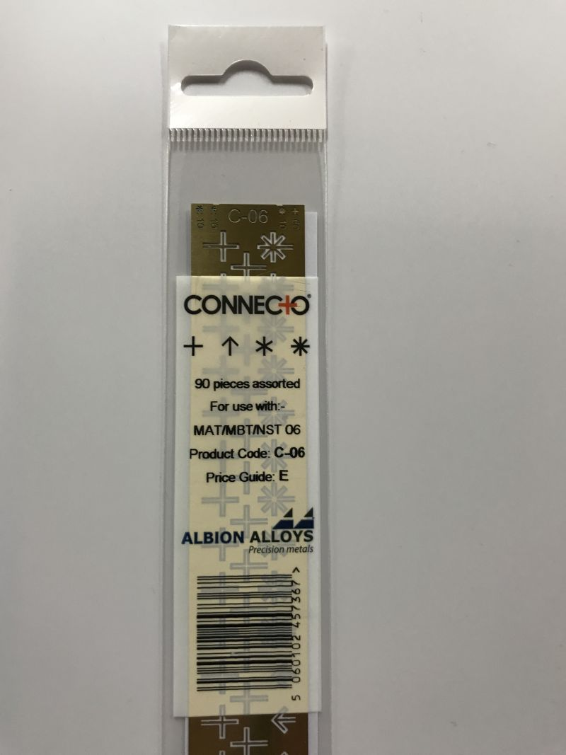 Connecto Crosses 0,6mm