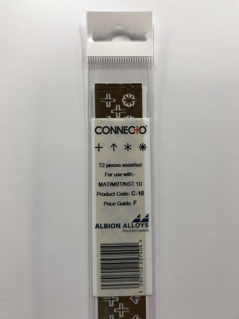 Connecto Crosses 1,0mm