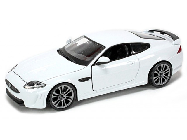 Jaguar XKR-S 2011 Wit