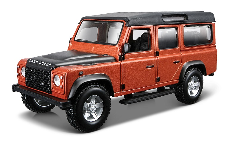 Land Rover Defender 110 Bruin Model Kit