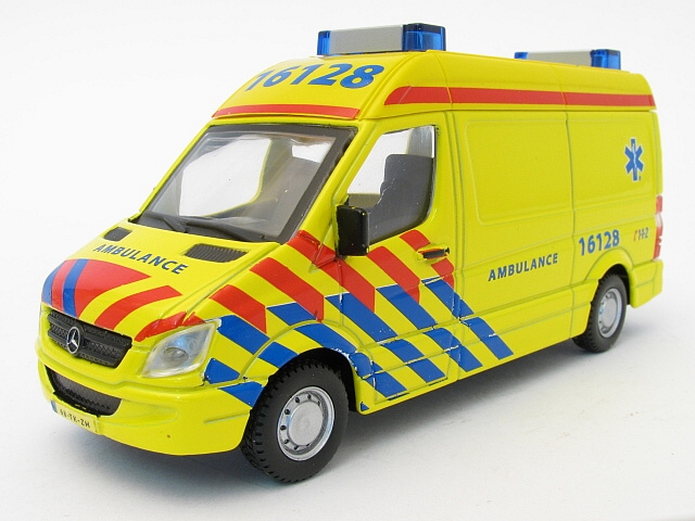 Mercedes-Benz Sprinter Ambulance Nederland