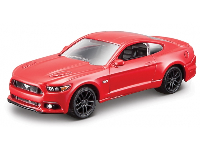 Ford Mustang 2015 Rood