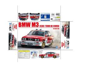 BMW M3 (E30) No.9 Tour de Course 1989 - 1:24