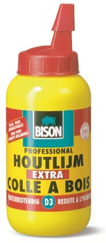 Bison Wood Adhesive Extra Bottle 250 g