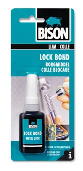 Bison Lock Bond kaart 10 ml