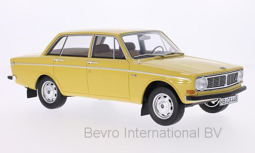 Volvo 144 1970 Yellow