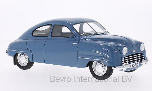 Saab 92B 1952 Light Blue