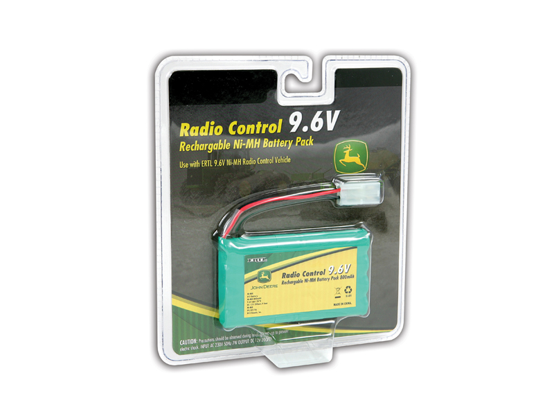 9.6v Rechargable battery (42187 - RC Tractor)