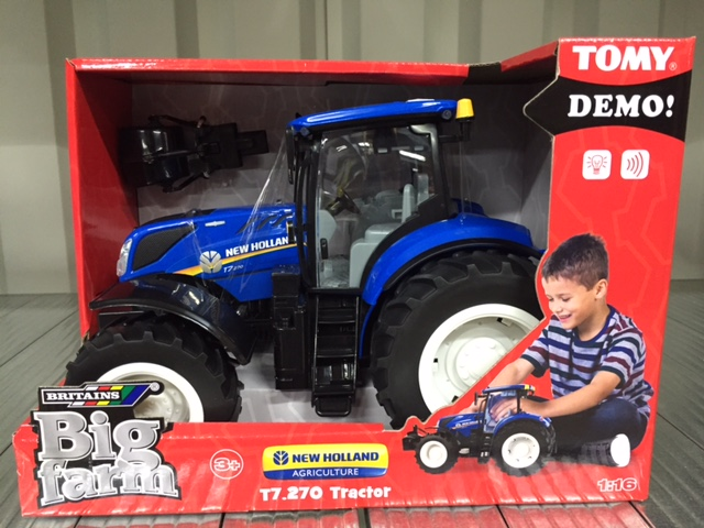 Big Farm New Holland T7.270 Tractor