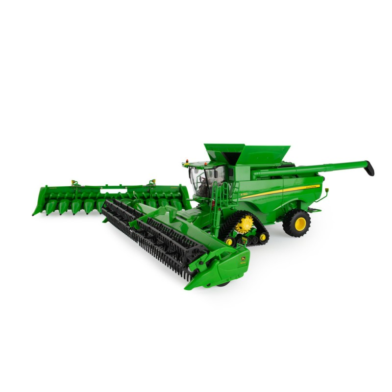 John Deere S780 Combine with Tracks - 1:32