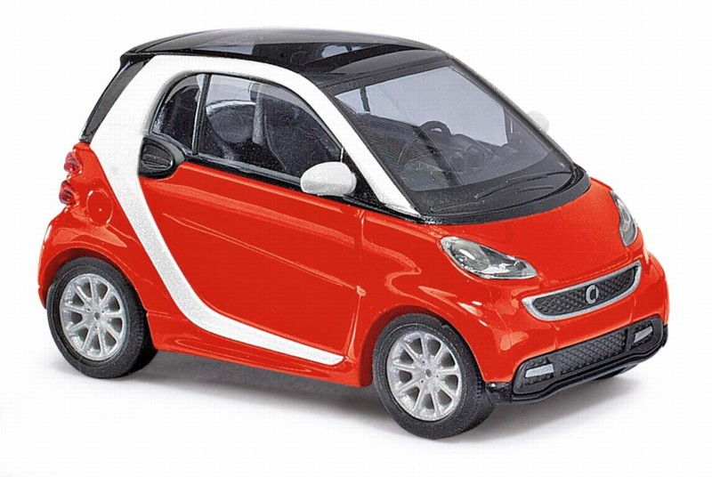 SMART FORTWO COUPE CMD ROOD