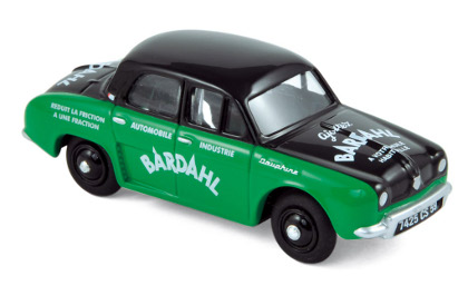 Renault Dauphine Bardahl Limited Edition