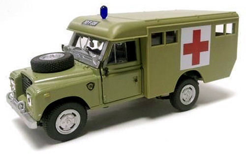 Land Rover Serie III 109 Ambulance