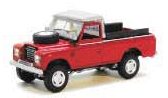 Land Rover Serie III 109 Pick Up Rood