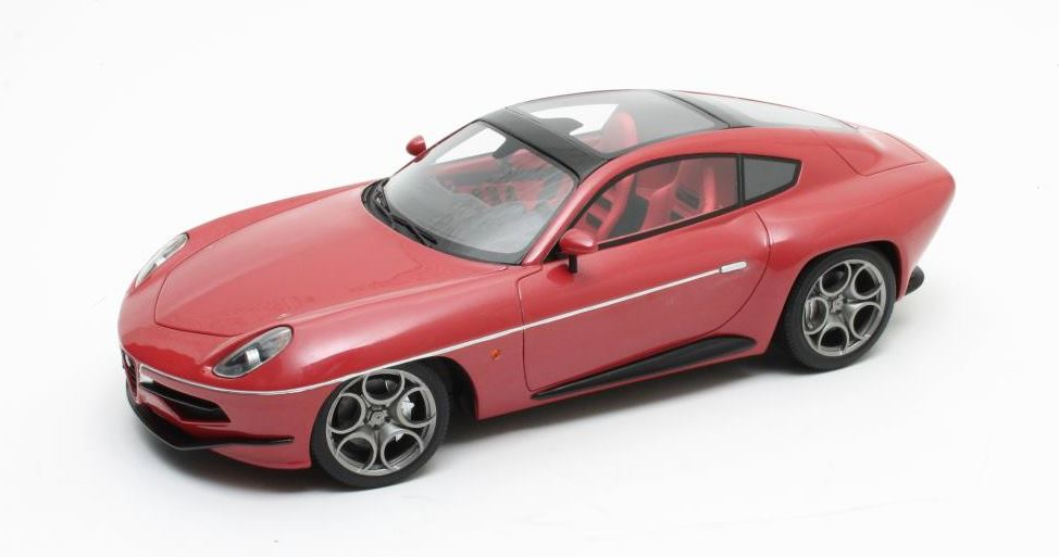 Disco Volante by Touring 2013 Rood