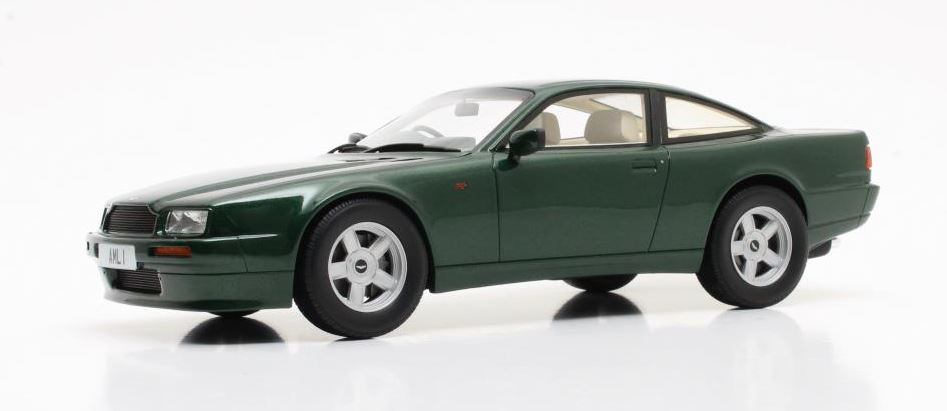 Aston Martin Virage 1988 Groen Metallic