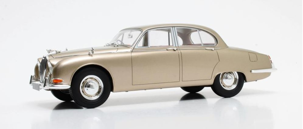 Jaguar S-Type 1965 Goud Metallic