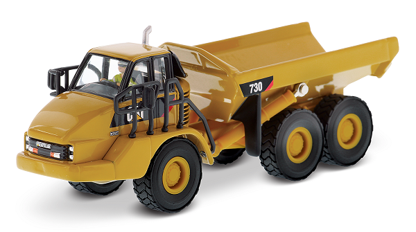 Cat 730 Articulated Truck - HO