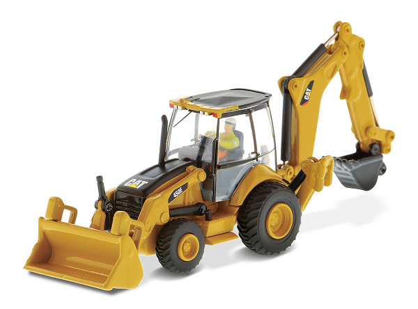 Cat 450E Backhoe Loader - HO