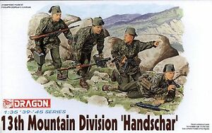 13th Mountain Division Handschar - 1:35