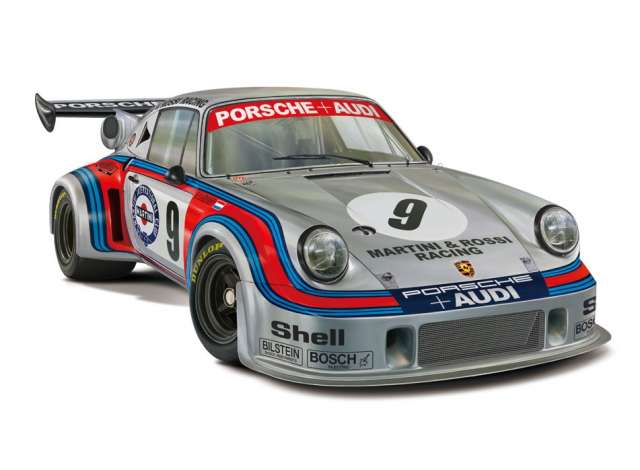 Porsche 911 Carrera RSR Turbo No.9 Watkins Glen 1974