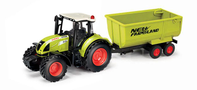 Claas Arion 540 with Dumper - 1:32