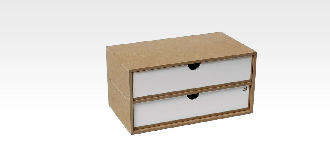 Modular Organizer 2 Drawers