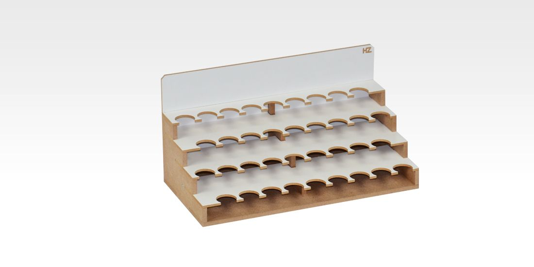 Modular Organizer Paints 26mm