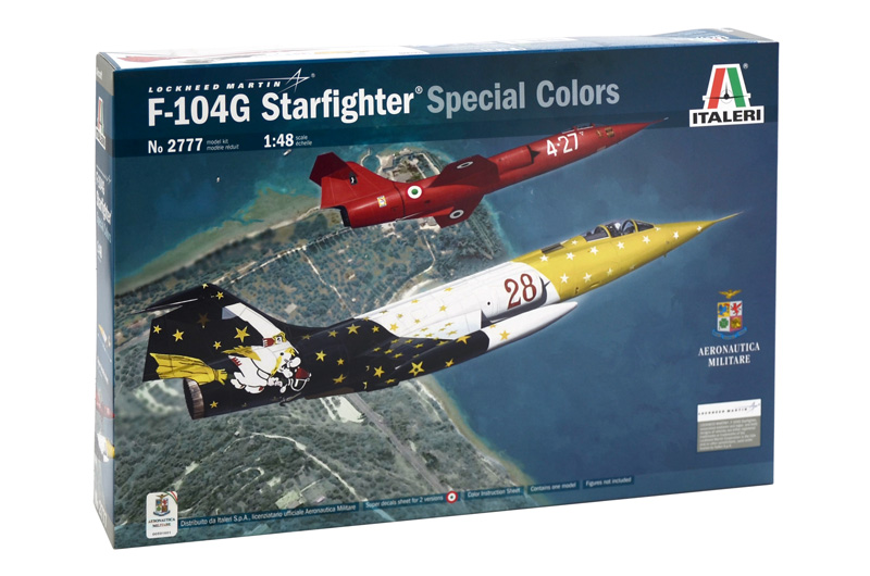 F-104G Starfighter Special Color