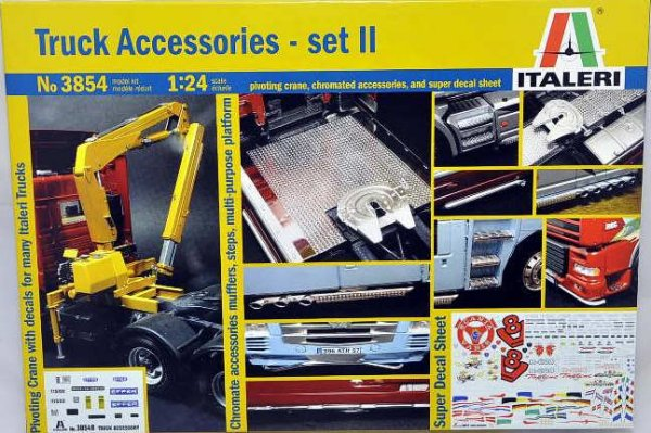 Truck Accessories - Set II
