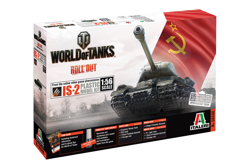 IS-2 - World of Tanks