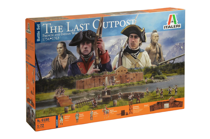 The Last Outpost 1754-1763 French