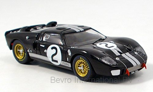 Ford MKII No.2 24h Le Mans 1966 C. Amon