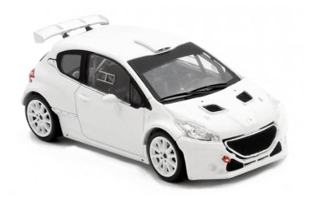 Peugeot 208 T16 R5 - Plain Body Version