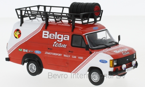 Ford Transit MKII Belga Team - Rally Assistance Belga