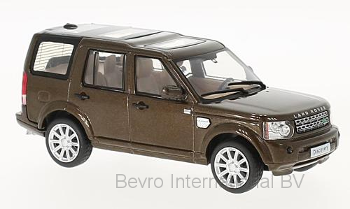Land Rover Discovery 4 2010 Brown Metallic