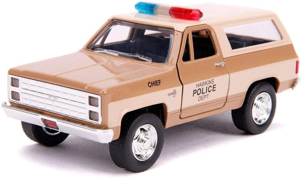 Hoppers Chevrolet Blazer Brown/Cream - Stranger Things