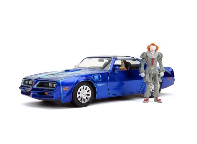 Pontiac Firebird with Pennywise 1977 - IT 2nd Chapter