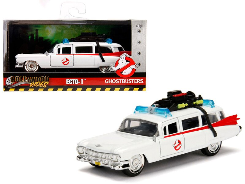 Cadillac Ecto 1 1959 - Ghostbusters