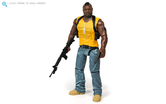 BA Baracus Figuur The A-Team