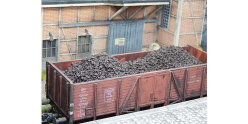 Brown Coal - 100 Gram