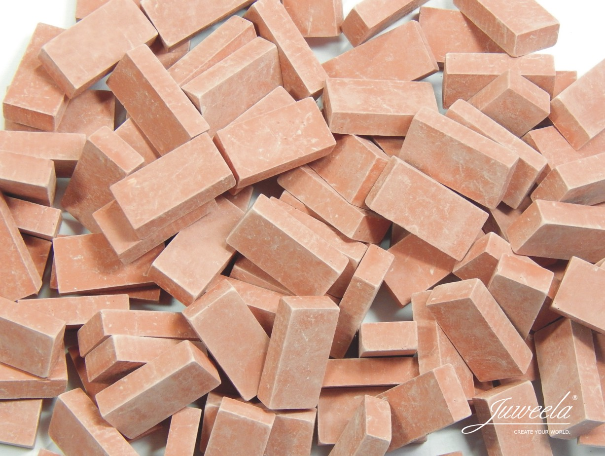 Bricks Light Red 50 pieces