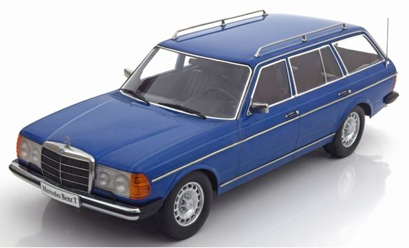 Mercedes-Benz 250T (S123) 1978 Blauw Metallic