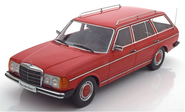 Mercedes-Benz 250T (S123) 1978 Rood