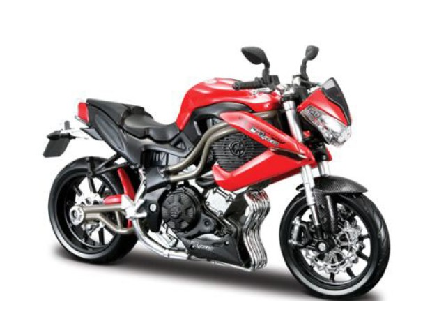 Benelli Tornado Naked TRE R160 Rood