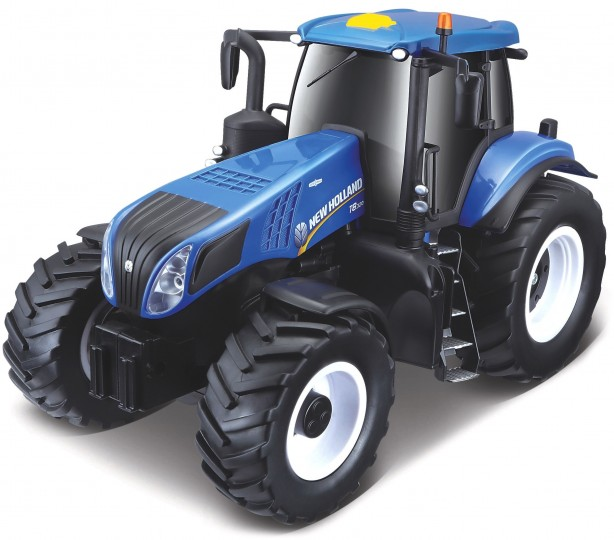 New Holland T8.320 - Light and Sound