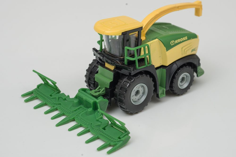 Krone Big X580 Forage Harvester