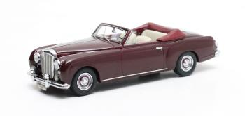 Bentley SI Continental Park Ward DHC 1956 Red