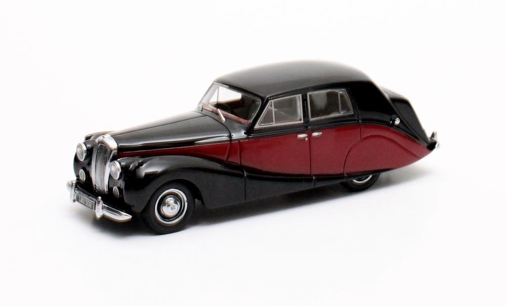 Daimler DS18 Hooper Empress 1951 Black/Maroon